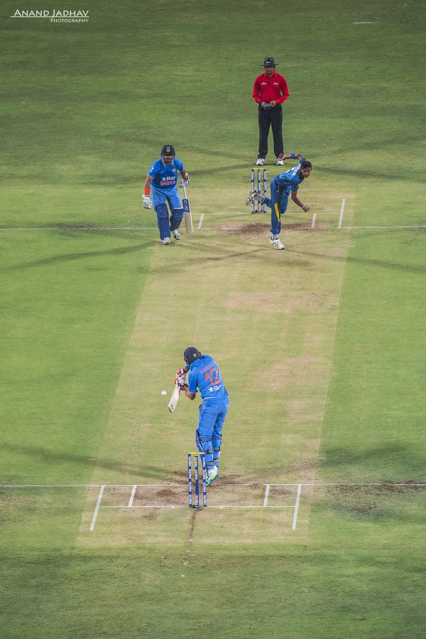 Ind v/s Sri Lanka International T20, Pune