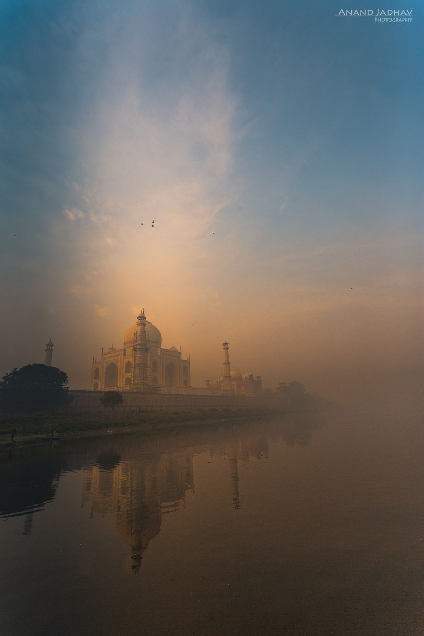 The Taj – Reflections of Love !!!